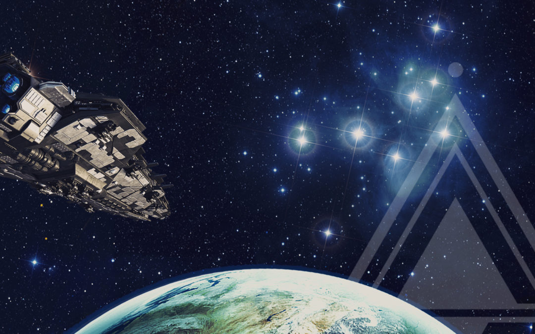 S02E12 Hybrid Humans and the Pleiades
